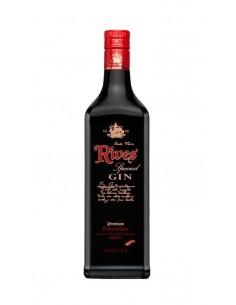 GIN RIVES NEGRA 70 CL.